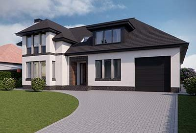 Giffnock New Build Thumbnail Image