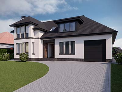 Giffnock New Build Thumbnail Image